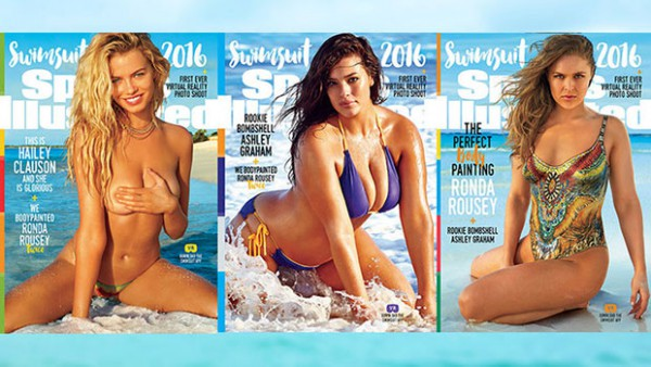 Sports Illustrated 2016 Covers