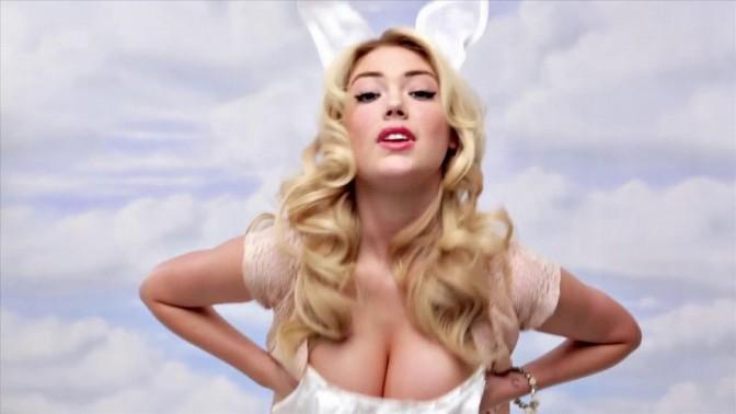 Kate Upton Easter Bunny
