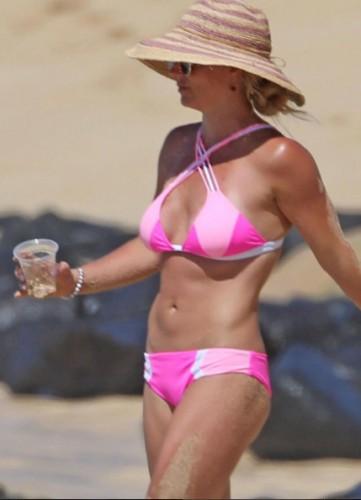 Britney Spears Bikini Bod