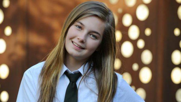 Bridget Malcolm before she left for New York