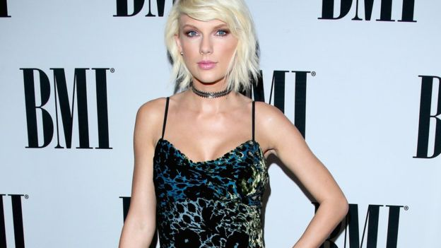 Taylor Swift BMI Awards