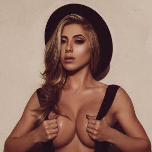 Valeria Orsini - Front Boob