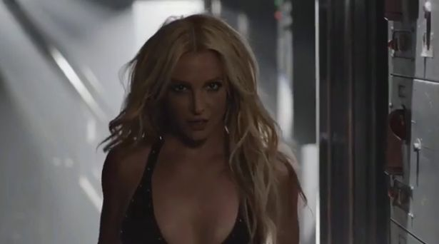 Britney Private Show