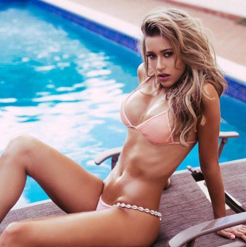 Cindy Prado Nude Bikini