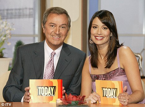 Melanie Sykes Today with Des and Mel