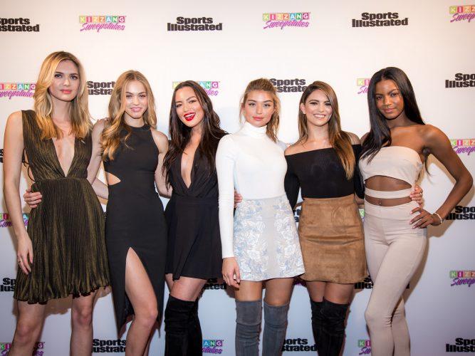 SI model Search girls