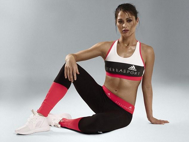 Sam Quek Adidas Stellasport