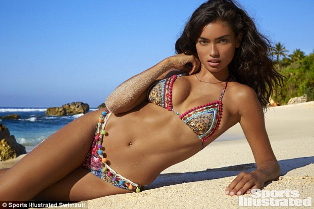 Kelly Gale Sports Illustrated 2017
