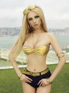 Valeria Lukyanova is Living in a Barbie World