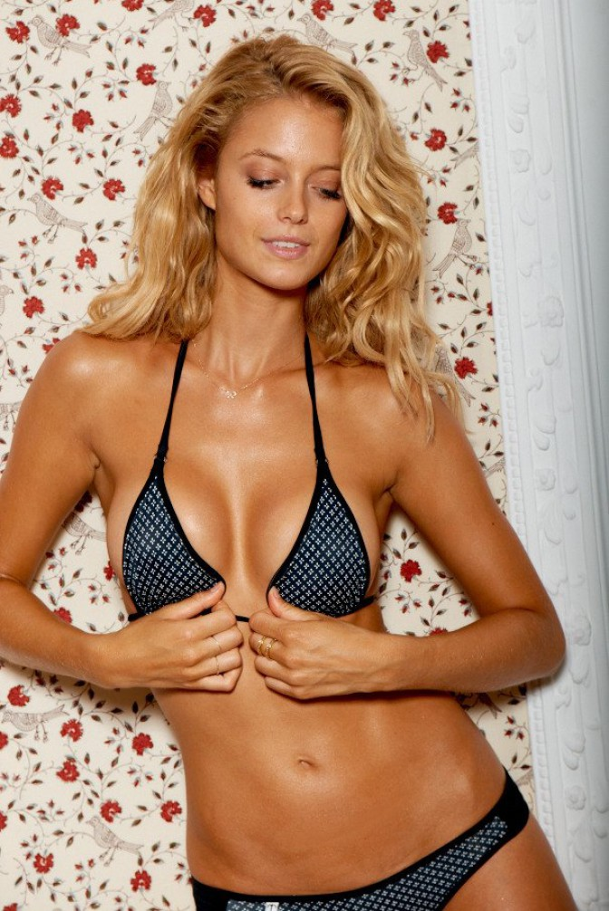 10 Facts About The Blonde Goddess, Kate Bock
