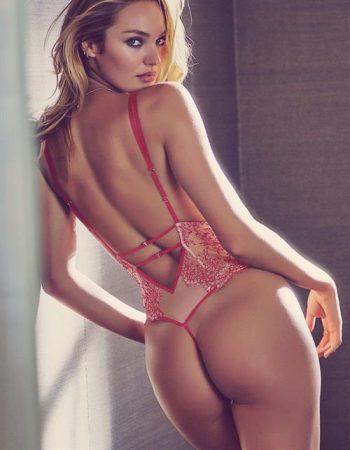 MILF Alert: Candice Swanepoel