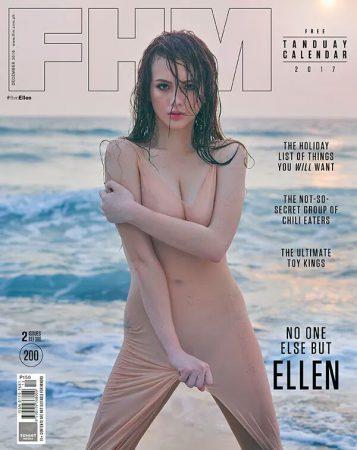 Ellen Adarna is  Just Too Hot to Handle