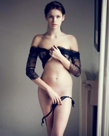 Getting To Know Russia's Hot Model, Lada Kravchenko