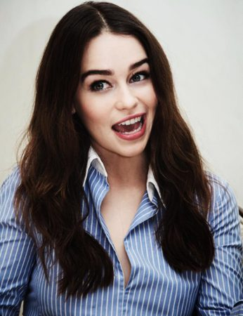 The Most Desirable Queen In The World: Emilia Clarke