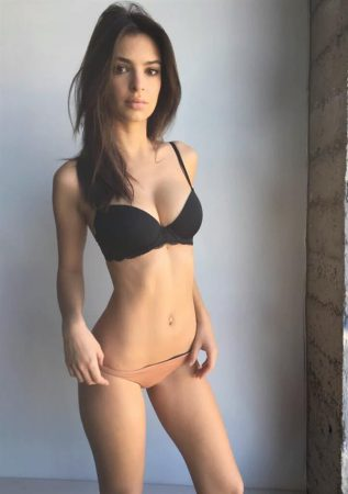 Emily Ratajkowski Is More Than Just The 'Blurred Lines' Model