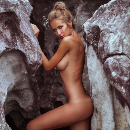 Renee Somerfield Is As Hot As The Outback