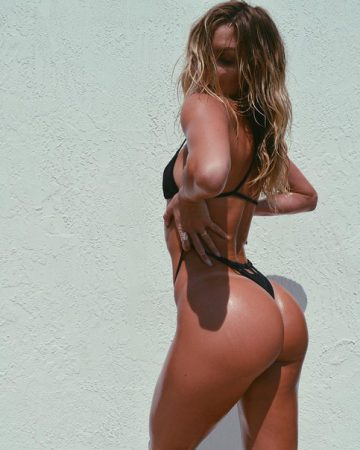 Bootylicious IG Feeds From Cassandre Davis
