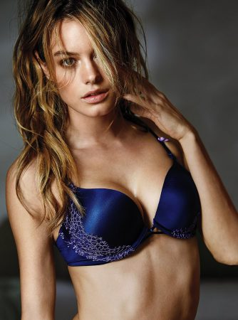 Why Camille Rowe Deserves To Be On Your Christmas Wish List