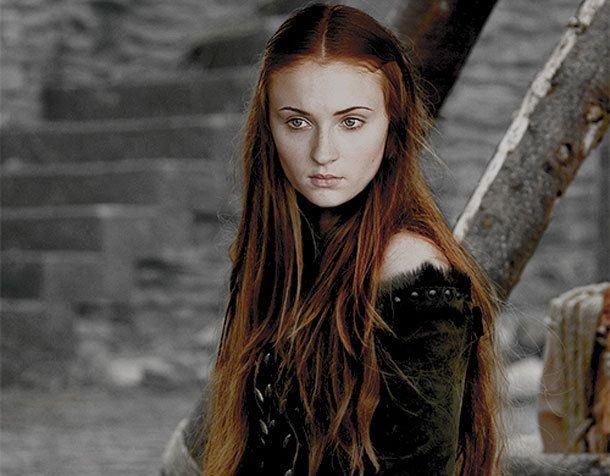 Sansa Stark Is A Hot Fantasy Men Adore, Even In Real Life