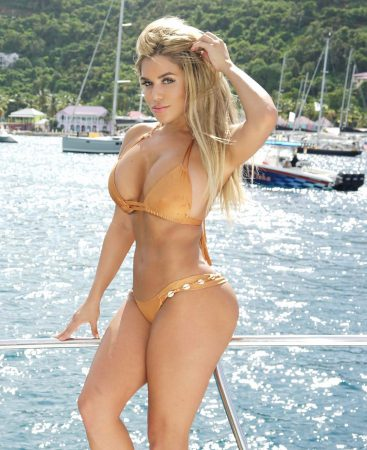 Chantel Zales: The Extremely Alluring Million Dollar Babe
