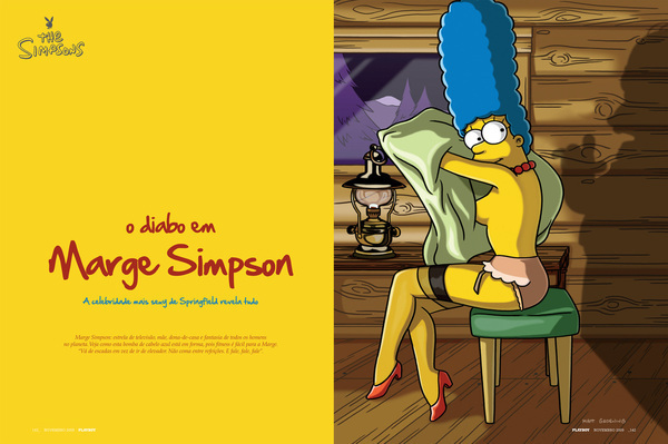 Maxim marge simpson nude, anal sex with my mother