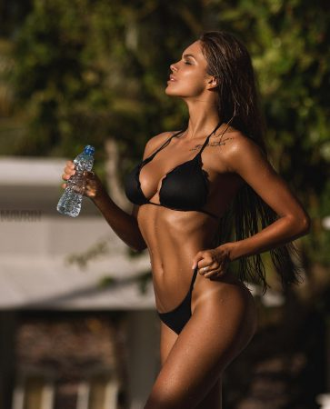 The Fearless Viktoria Odintsova Is Steaming With Sexiness