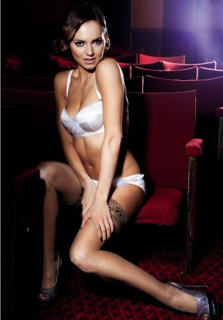 The Beautiful Kara Tointon Is Such An Inspiration