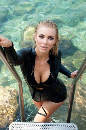 Blonde Bombshell Katja Zwara Is Our Hottie Of The Day