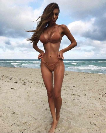 Body Beautiful: Lily Ermak's Awesome Figure