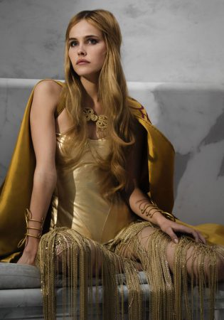 Isabel Lucas: A Goddess Who Portrayed A Goddess