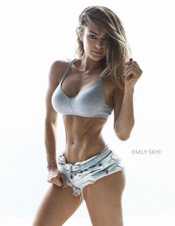 The Sky's The Limit To Emily Skye's Hotness