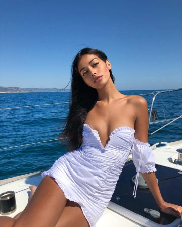 Cindy Kimberly, Is Indeed, A Babe Of Such Beauty
