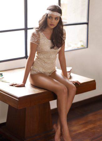 Our Wednesday Wonder: The Sophisticated Hottie Irina Sharipova
