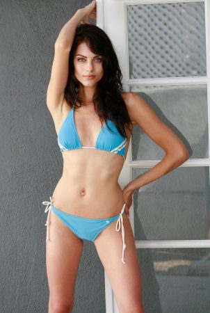 This Week's Timeless Tuesday Babe Is Jill Valentine Err Julia Voth! The Beatiful Julia Voth!