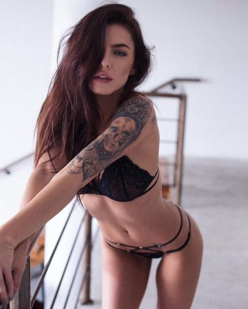Inked Hottie, Kylie Rae, Is Our Friday Feature