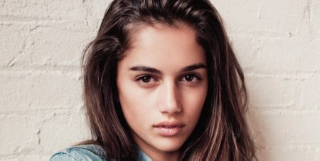 Young Model Maia Cotton from NZ Joins Victoria's Secret