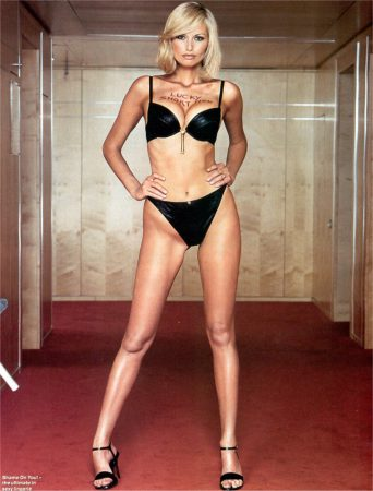 Adriana Karembeu Is Our Timeless Tuesday Babe For This Week