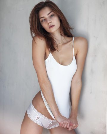 The Beautiful Vika Levina Is Our Wednesday Wonder