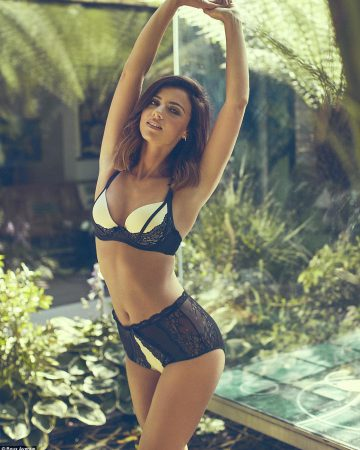 Lucy Mecklenburgh Is Our Wild Wednesday Feature