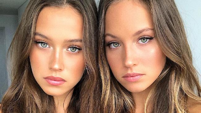 ISABELLE AND OLIVIA MATHERS
